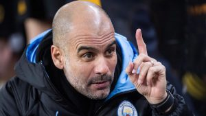 EPL: Guardiola reacts as Man Utd lose to Leicester, Man City confirmed champions