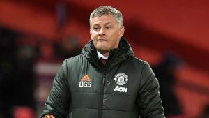 EPL: Solskjaer congratulates Man City on winning title following Man Utd's defeat