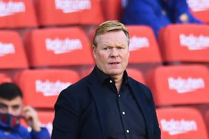 LaLiga title: Koeman makes claim after Barcelona failed to beat Levante