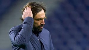 Pirlo speaks on resigning as Juventus manager after 3-0 defeat to AC Milan