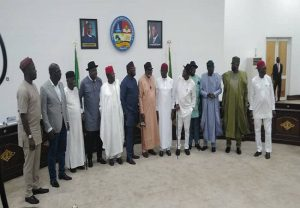 Southern govs meet in Asaba, ban open grazing, demand restructuring