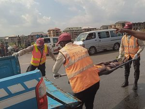 Speeding motorist kills woman in Onitsha lone accident