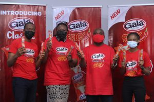 UAC Foods Limited unveils new Gala variants – GALA SPICY and GALA CLASSIC.