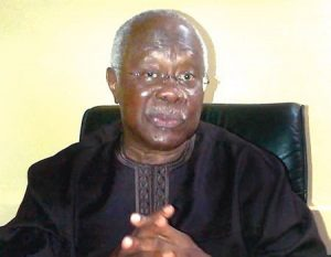Bode George writes Buhari, says restructuring only way to save Nigeria