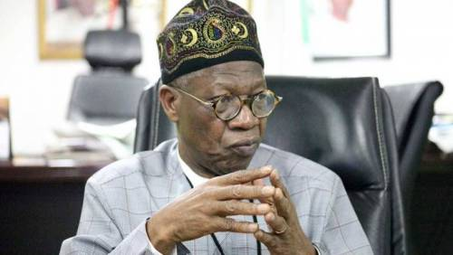 Hate Speech: Court Fixes July 13 As Falana, 20 Lawyers Battle Lai Mohammed, NBC Over N5million Fine