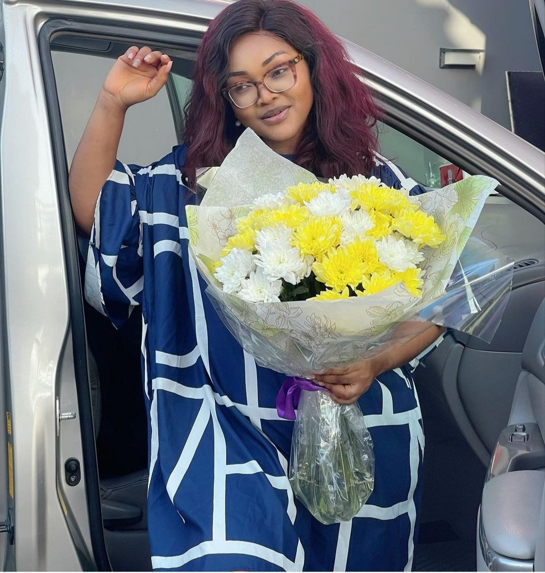 Mercy Aigbe says