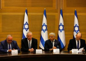Israel swears in new government, Netanyahu out after 12 years