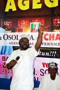 Lagos LG Poll: Why I Dumped APC for PDP, By Osolana