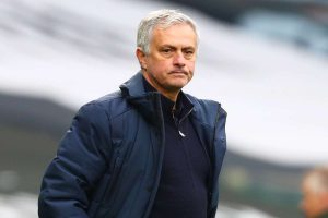 Mourinho reveals what he did when Christian Eriksen collapsed
