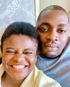 """""""My husband is my God and I will continue to give him my whole life"""" – Sex therapist, Angela Nwosu"""