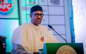 No govt will cede its authority to people that are not elected — Buhari