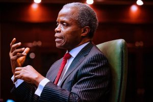Social media won't transform lives, join politics – Osinbajo charges youths