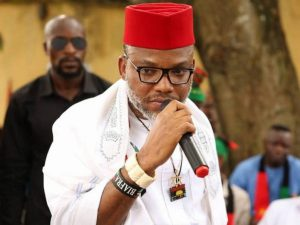 Your hatred for Biafra irrelevant, referendum must take place – Kanu tells leaders