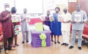 An author's efforts to promote entrepreneurship among students