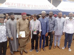APC Congress: Enugu result sheets intact – Election Committee chair, Arodiogbu