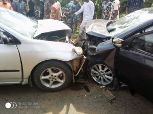 Motor accident claims one in Osun