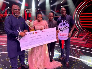 The Voice Nigeria 3: Why My Win Is Special – Esther