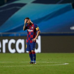 BREAKING: BARCELONA ANNOUNCE LEO MESSI WILL NOT RENEW HIS CONTRACT