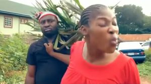 Mercy Johnson shows her street side in new movie role. (video)